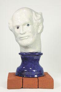 Robert Arneson, 'Blue Eyes', 1991