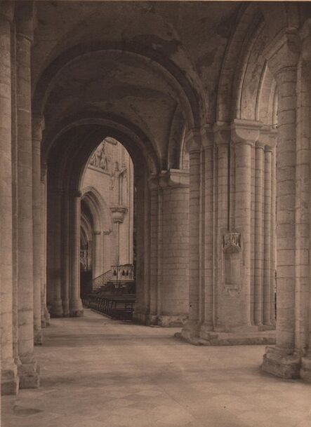 Frederick Henry Evans, 'Ely Cathedral', ca. 1895