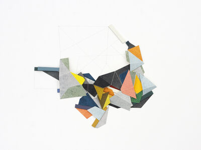 Sarah Bridgland, 'Construction 13', 2015