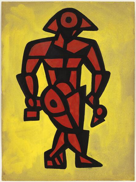Richard Pousette-Dart, 'Richard Pousette-Dart', 1930s