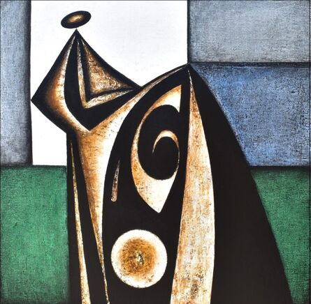 Karo Alexanian, 'L'Homme temple', 2020