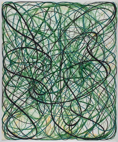 Charles Arnoldi, 'Untitled from String Theory', 2016