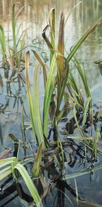 Gregory Block, 'The Pond in May', 2015