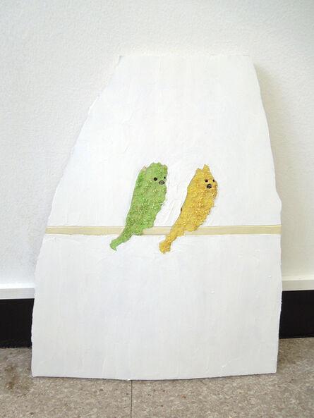 Mitsunori Kimura, 'Birds Watching', 2018