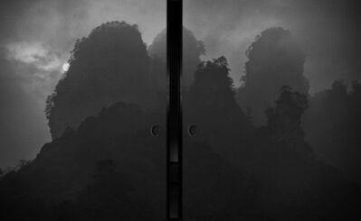 Kenji Wakasugi, 'Mountain and Moon', 2016