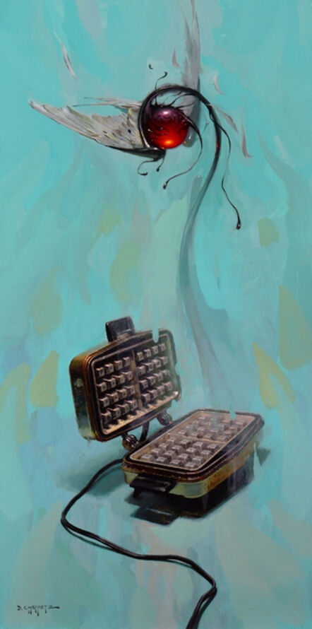 David Cheifetz, 'Ghost in the Machine', 2019