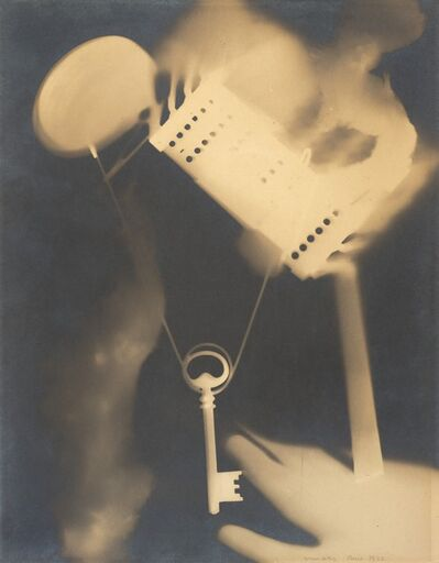 Man Ray, 'Untitled (Rayograph)', 1922