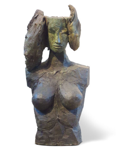 Dietrich Klinge, 'Büste Roes XIII', 2017