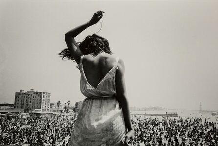 Dennis Stock, 'Venice Beach Rock Festival', 1968-printed later