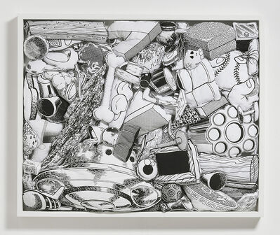 Teppei Kaneuji, 'Games, Dance and the Constructions (Soft toys) #2', 2014