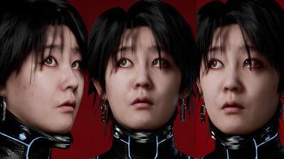 Lu Yang, 'DOKU - Hello World', 2021