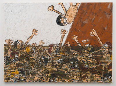 Jay Stuckey, 'IF, I should fall from the grace with god', 2012