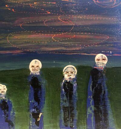 Nancy Larrew, 'Little Ghosts 9', 2021