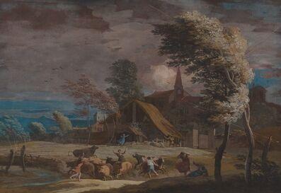 Marco Ricci, 'A Stormy Landscape', ca. 1725