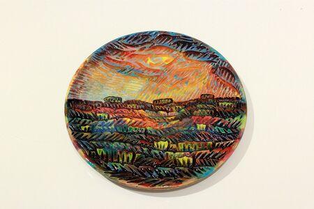 Eddie Dominguez, 'Plate 3', 2016
