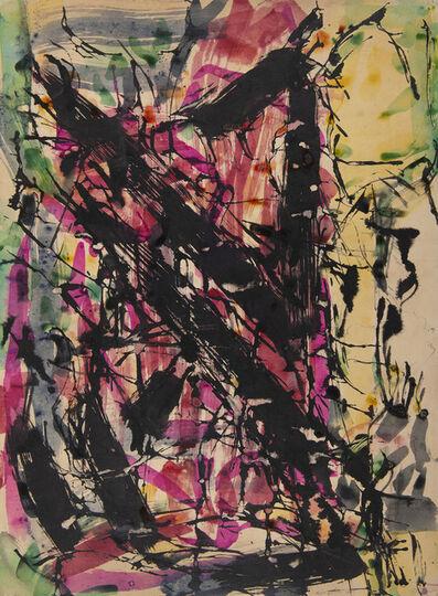 Jean-Paul Riopelle, 'Sans titre', 1960