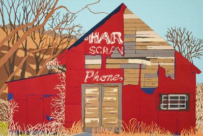Joseph Opshinsky, 'Market Street Garage ', 2015