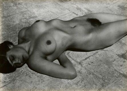 Edward Weston, 'Tina on the Azotea', 1921