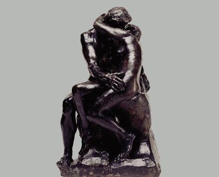 Auguste Rodin, 'El beso   The Kiss', ca. 1882