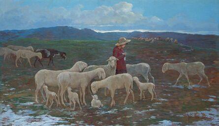 Giovanni Marchini, 'The Thaw (Il disgelo)', 1928