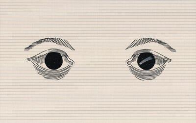 Catalina Jaramillo, 'Una estrella fugaz cae en su mirada. ¿Qué hace usted?', 2016