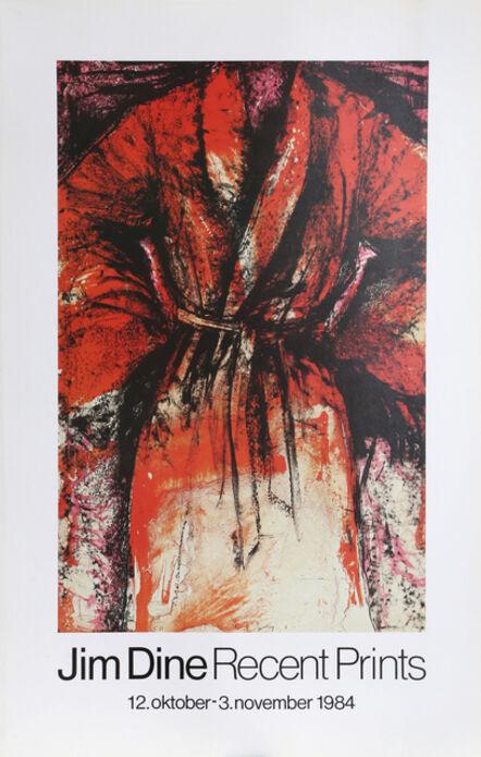 Jim Dine, 'Recent Prints', 1984