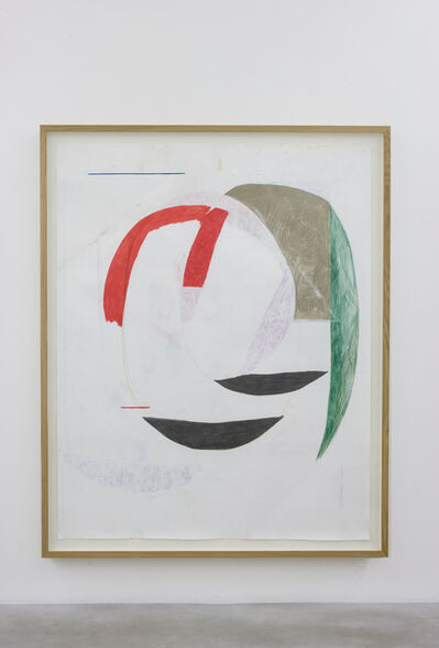 Esther Kläs, 'Anche Rosso', 2016