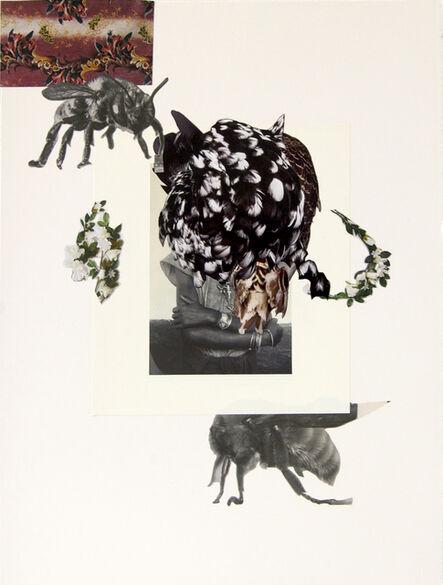 Marcia Kure, 'Ethnographica XI: Bird II', 2015
