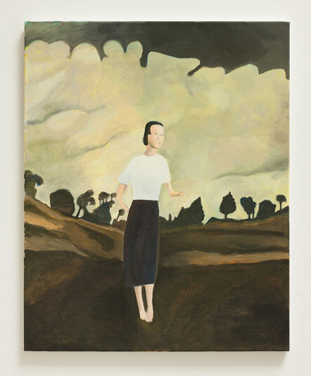 Bruno Knutman, 'Ovädersmoln / Stormy Clouds', 2016