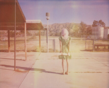 Stefanie Schneider, 'Await (The Girl behind the White Picket Fence)', 2013