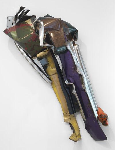 John Chamberlain, 'Chamouda', 1975