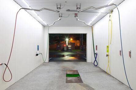 Mark Lyon, 'Foam and Wash, Poughkeepsie, NY', 2012