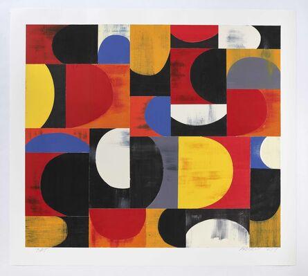 Charles Arnoldi, 'Ellipse II', 2020