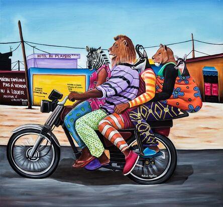 Abdias Ngateu, 'Sans titre ', 2018