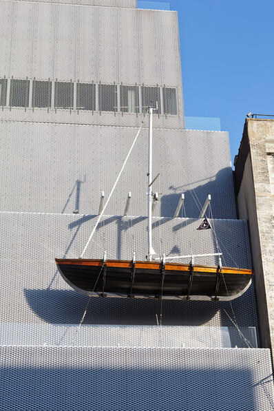"""Chris Burden, 'Ghost Ship. Installation view, """"Chris Burden: Extreme Measures"""" at New Museum, New York, 2013', 2005"""