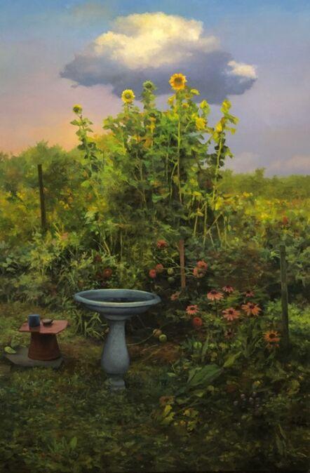 Scott Prior, 'Sunflowers', 2020