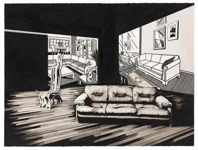 Luiz Mauro, 'Ateliê Roy Lichtenstein nº 2 ', 2015