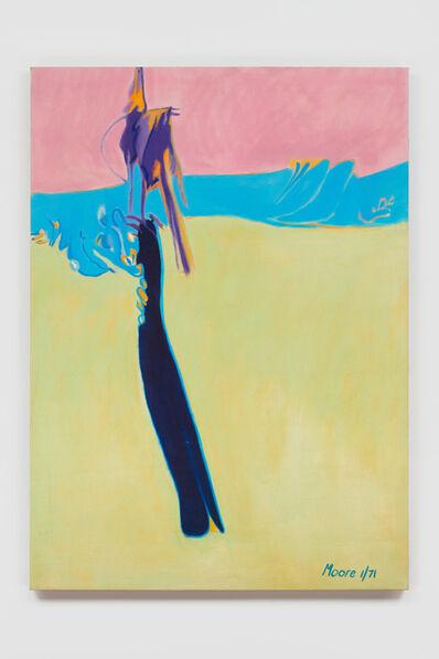 James Moore, 'Untitled I (Medium 1)', 1971