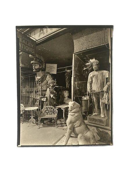 Berenice Abbott, 'Sumner Healey Antique Shop, 942 Third Avenue, Manhattan, October 8', 1936