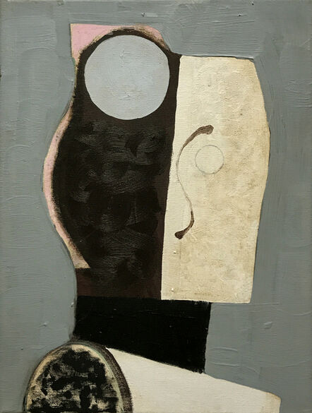 Oliver Gröne, 'Kopf', 2018