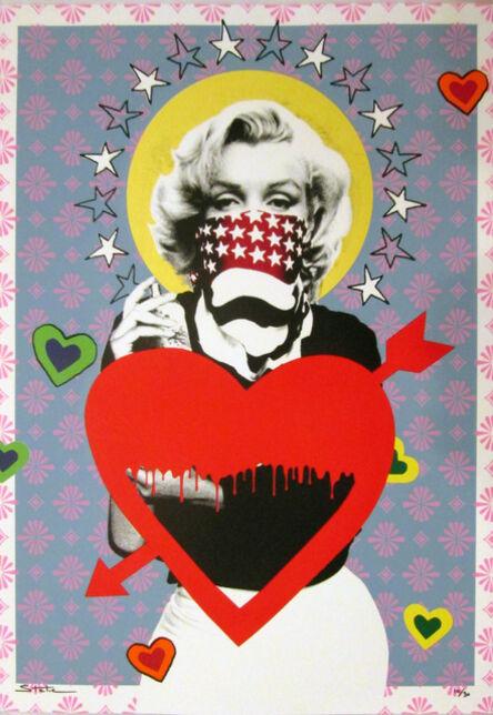 STATIC, 'Marilyn: Lovestruck', 2014