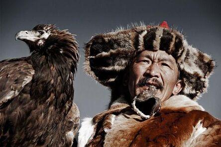 Jimmy Nelson, 'VI 14 // VI Kazakhs, Mongolia', 2012