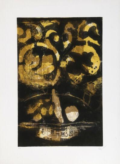 Antoni Clavé, 'Guerrier', 1970