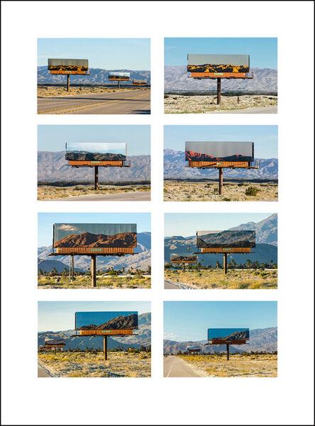 Jennifer Bolande, 'Visible Distance (Grid), Edition 1 of 3,', 2017