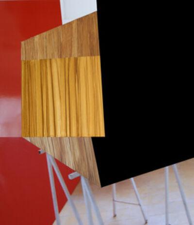 Pello Irazu, 'Brillo Doble 3D', 2014