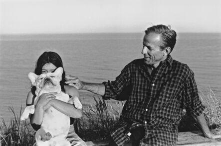 Mart Engelen, 'Zara and Peter Beard, Montauk, Long Island', 1997