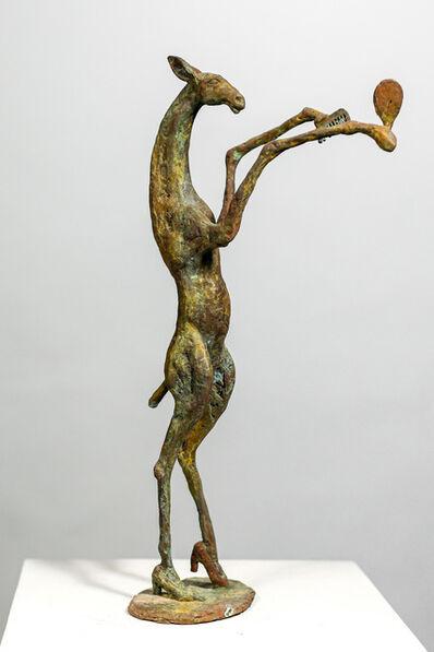 Marta Moreu, 'Gacela Girafa', 2019