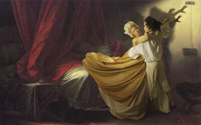E2 - KLEINVELD & JULIEN, 'Ode to Fragonard's The Bolt', 2013