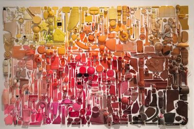 Gilles Cenazandotti, 'Large Collage', 2016