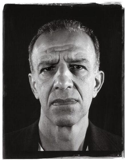Chuck Close, 'Alex Katz', 1996